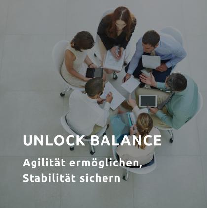 Unlock Balance