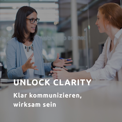 Unlock Clarity