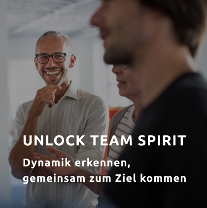 Unlock Team Spirit